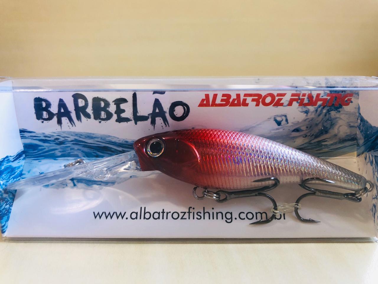 ISCA ALBATROZ BARBELÃO - 6CM. 6,2G.