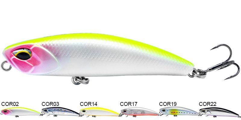 ISCA ALBATROZ FERA - 7,5cm. 11,3g.