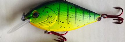ISCA CENTURY FAT GOD 50 - 5CM. 8G.