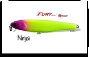 ISCA FURY NINJA 95 - 9,5cm. 14g.