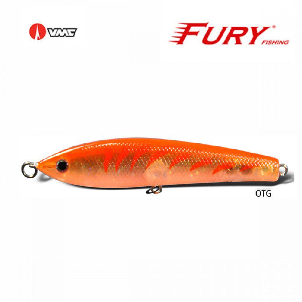 ISCA FURY RAPTOR 75 - 7,5cm. 6,2g.
