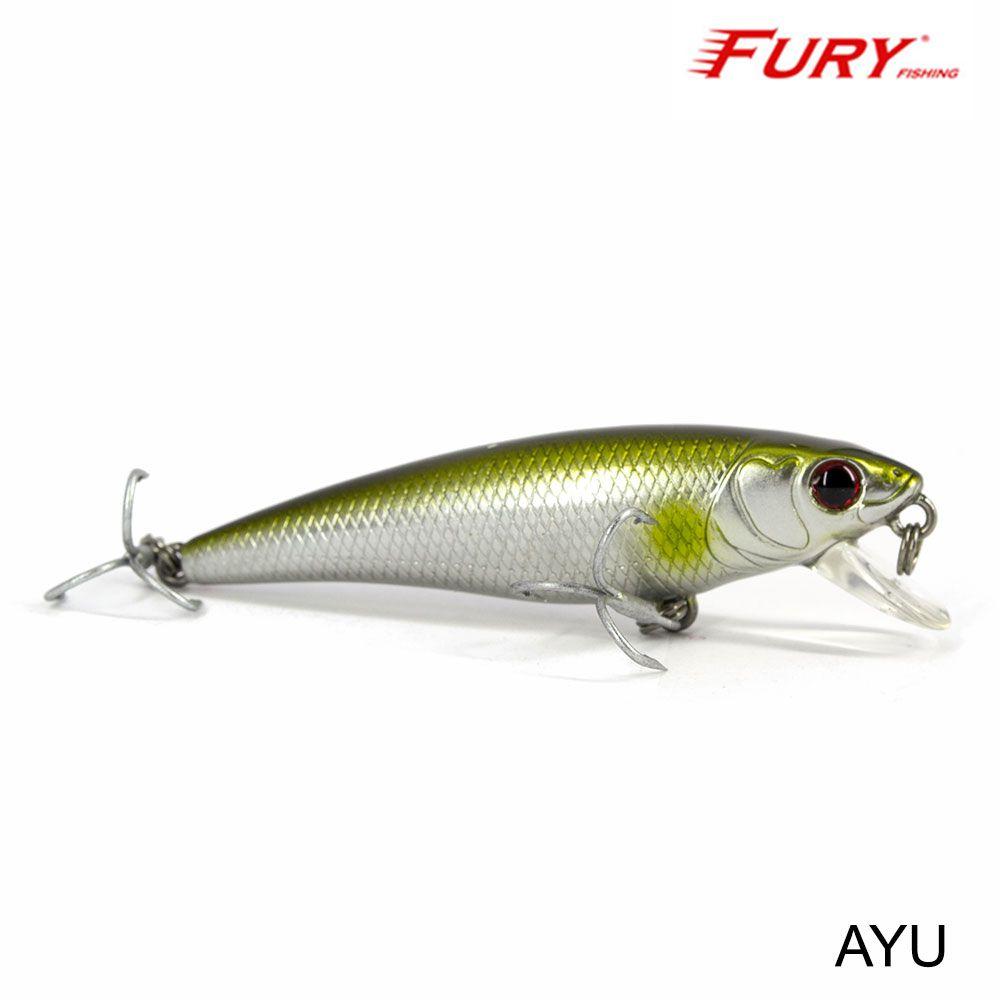 ISCA FURY REX 65 F - 6,5cm. 5,5g.