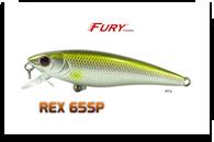 ISCA FURY REX 65 SP - 6,5cm.  6,2g.