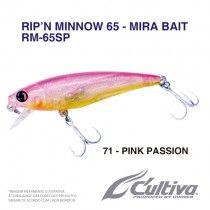 ISCA OWNER CULTIVA MIRA BAIT 65 SP (SUSPENDING) COR 71 - 6,5cm. 6g.