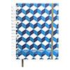 Cubismo Azul e Cinza