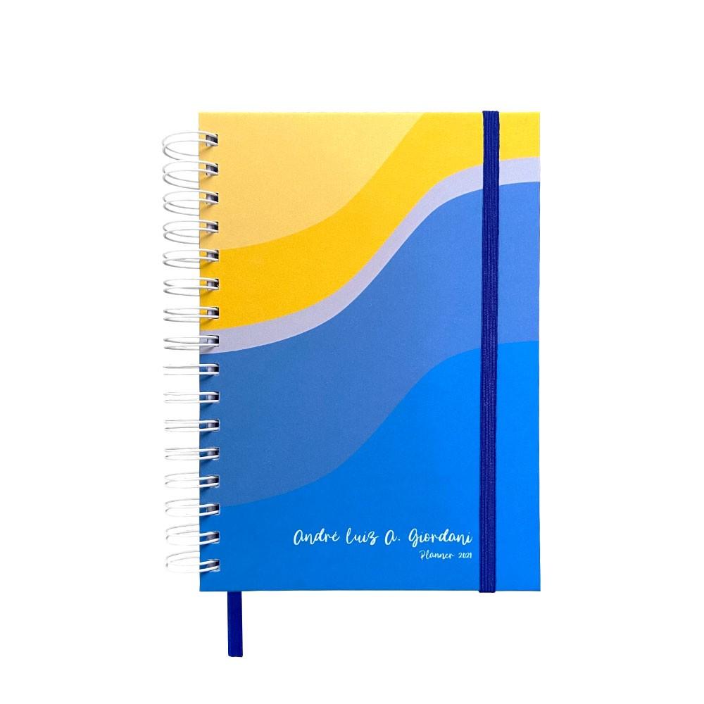 Planner Diário 2021 MyPlan - Verão