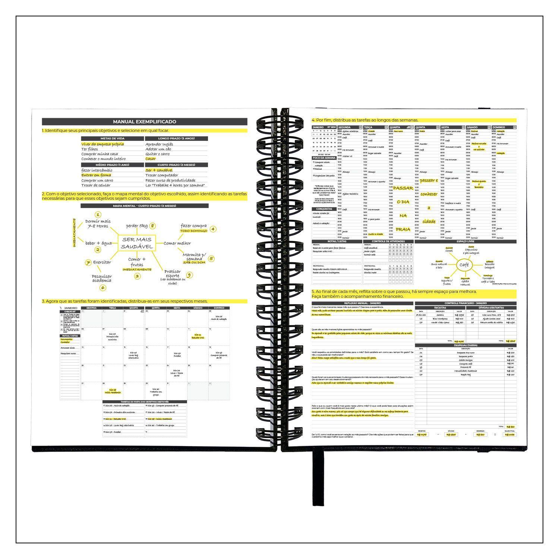Planner Semanal 2020 MyPlan - Executivo