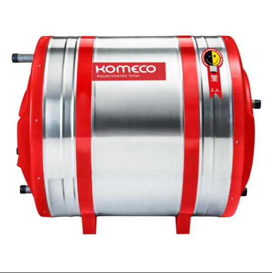 Aquecedor Solar - Boiler Baixa Pressão 400L Inox 316