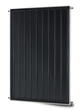 Coletor Solar/Placa PR 1,5X1,0M - Vidro endur. - KOCS PR 1.5 G2