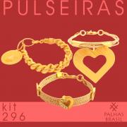 KIT296 - KIT PROMOCIONAL EM PALHA DE BURITI