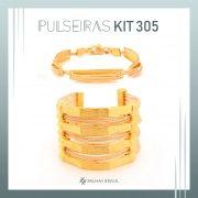 KIT305 - KIT PROMOCIONAL EM PALHAS DE BURITI