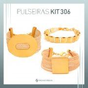 KIT306 - KIT PROMOCIONAL EM PALHA DE BURITI