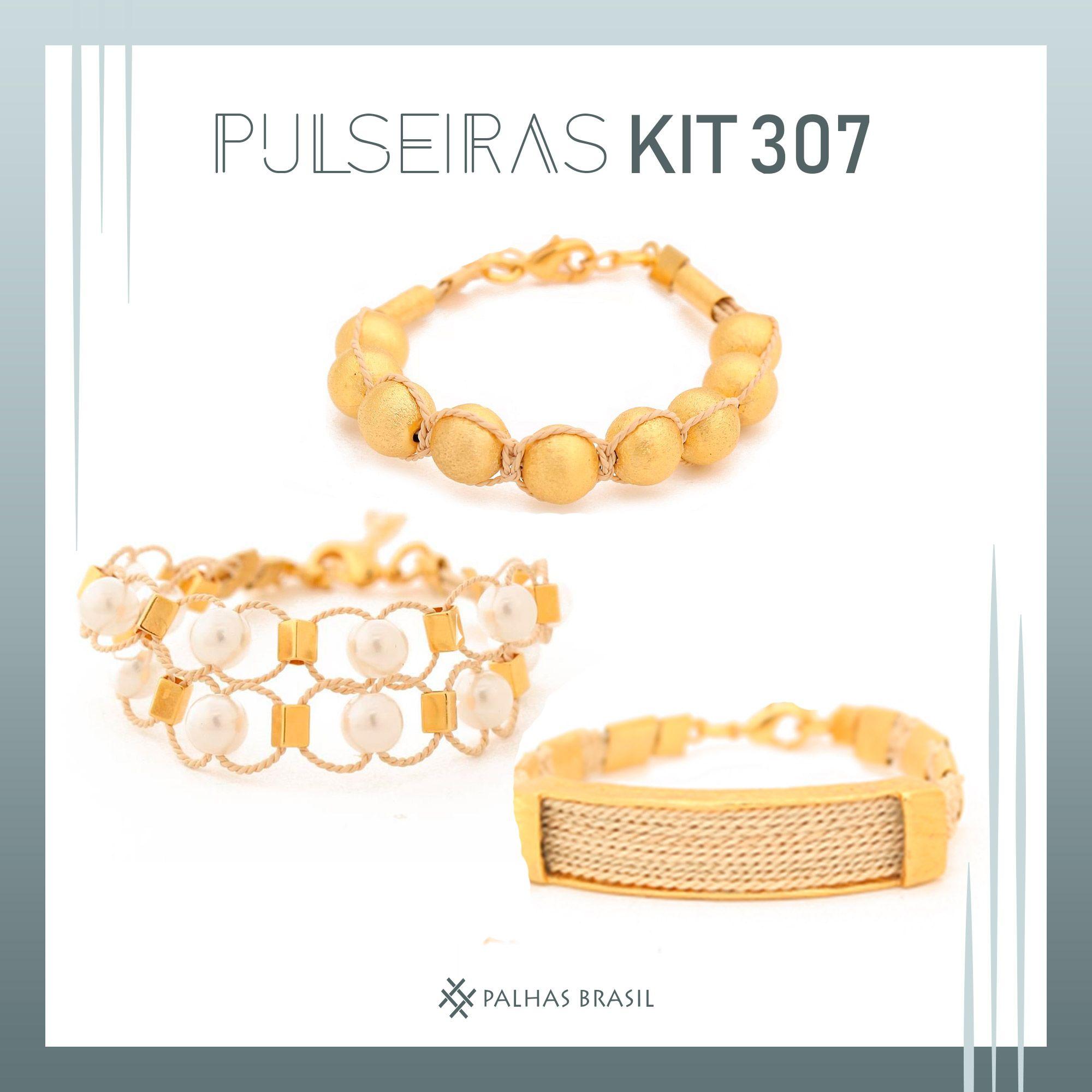 KIT307 - KIT PROMOCIONAL EM PALHA DE BURITI