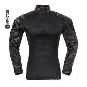 Camisa Invictus Raptor Camuflada Multicam Black
