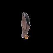 Coldre Ostensivo Dupla Posição Marrom Audaz para Revólver Taurus RT627