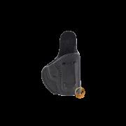 Coldre Velado Clip em Aço Preto Audaz para Pistola Taurus G2C