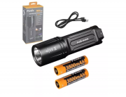 KIT Lanterna Fenix Tk35 Ue 2018 3200 Lumens + 2 Baterias 3500mah