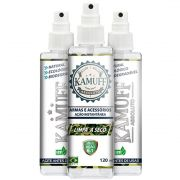 Spray 6x1 para Limpeza Kamuff Absoluto - 120ml