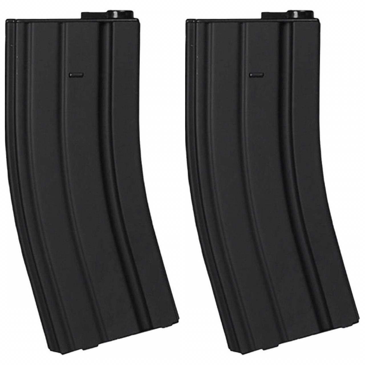 2 Magazines King Arms 120bbs