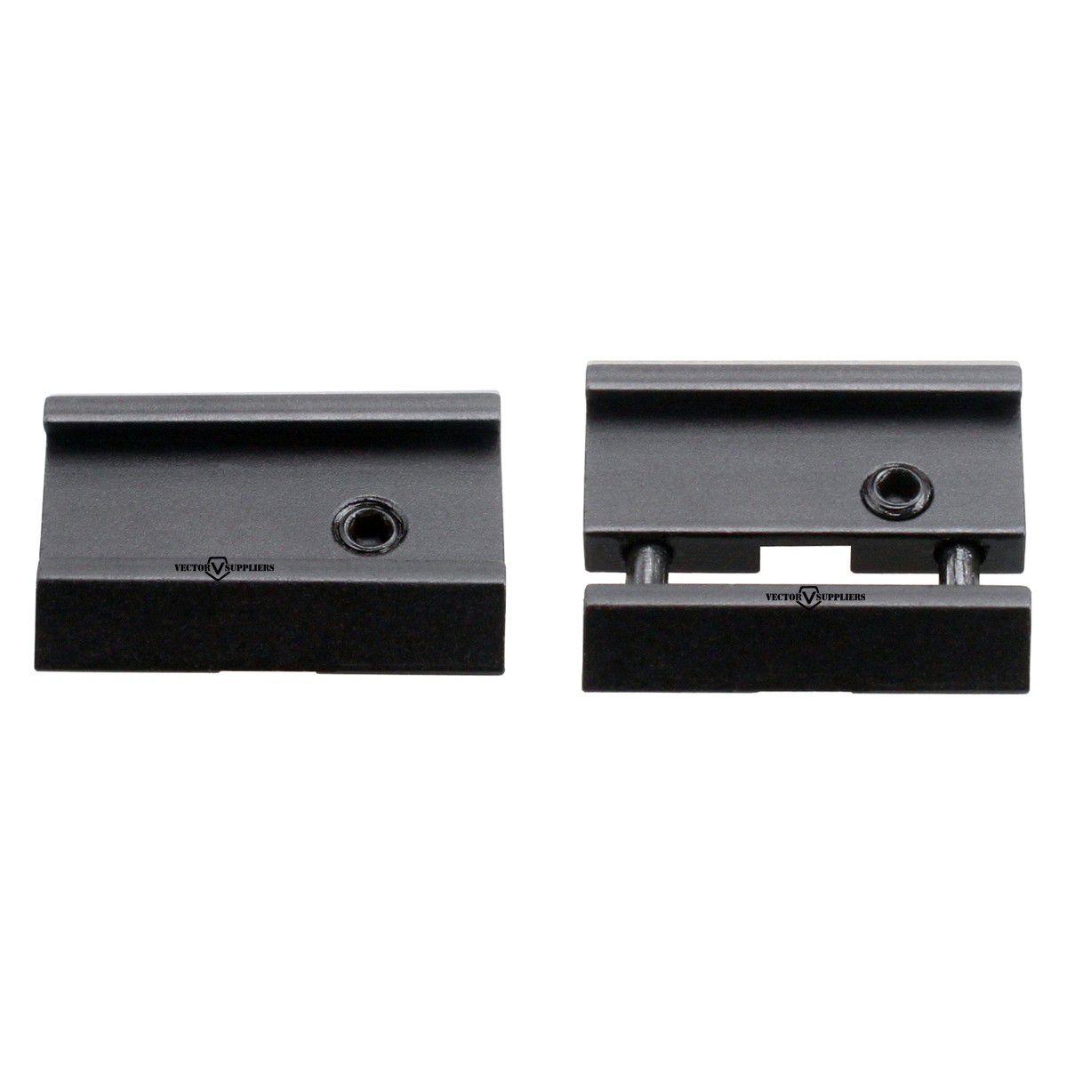 Adaptador de trilho 11 p/ 20mm - Vector Optics