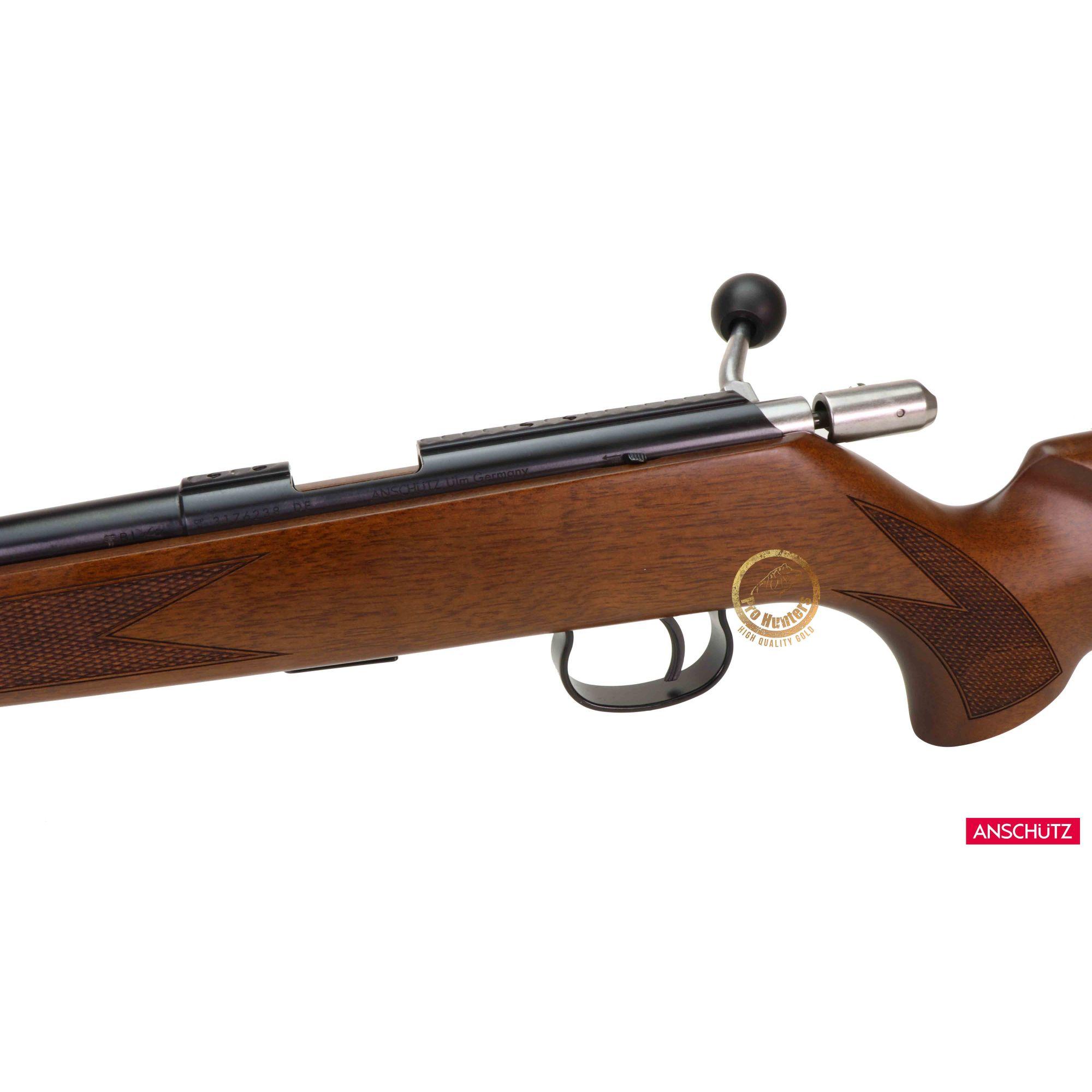 Rifle Anschutz 1416 D HB Classic - Calibre .22 LR