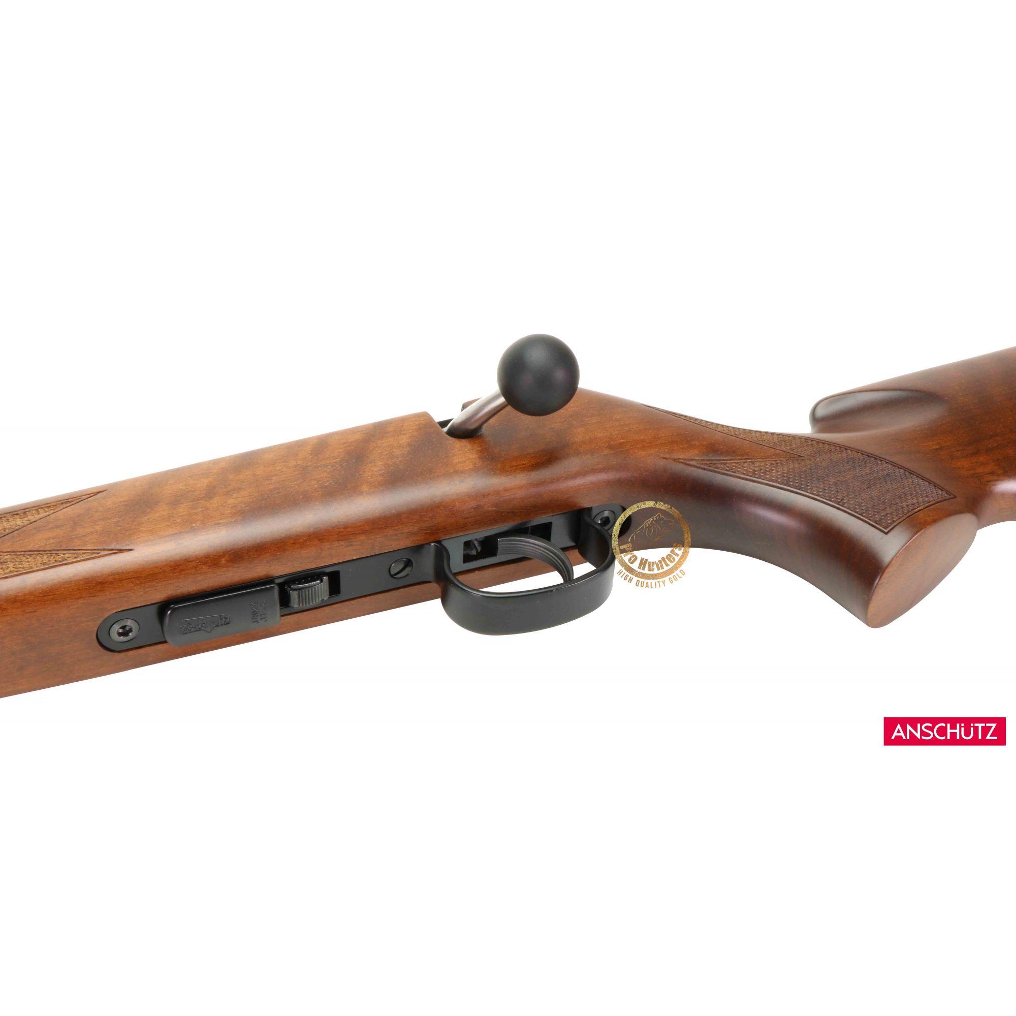 Anschutz - 1416L(canhoto) D HB Classic - Calibre .22 LR