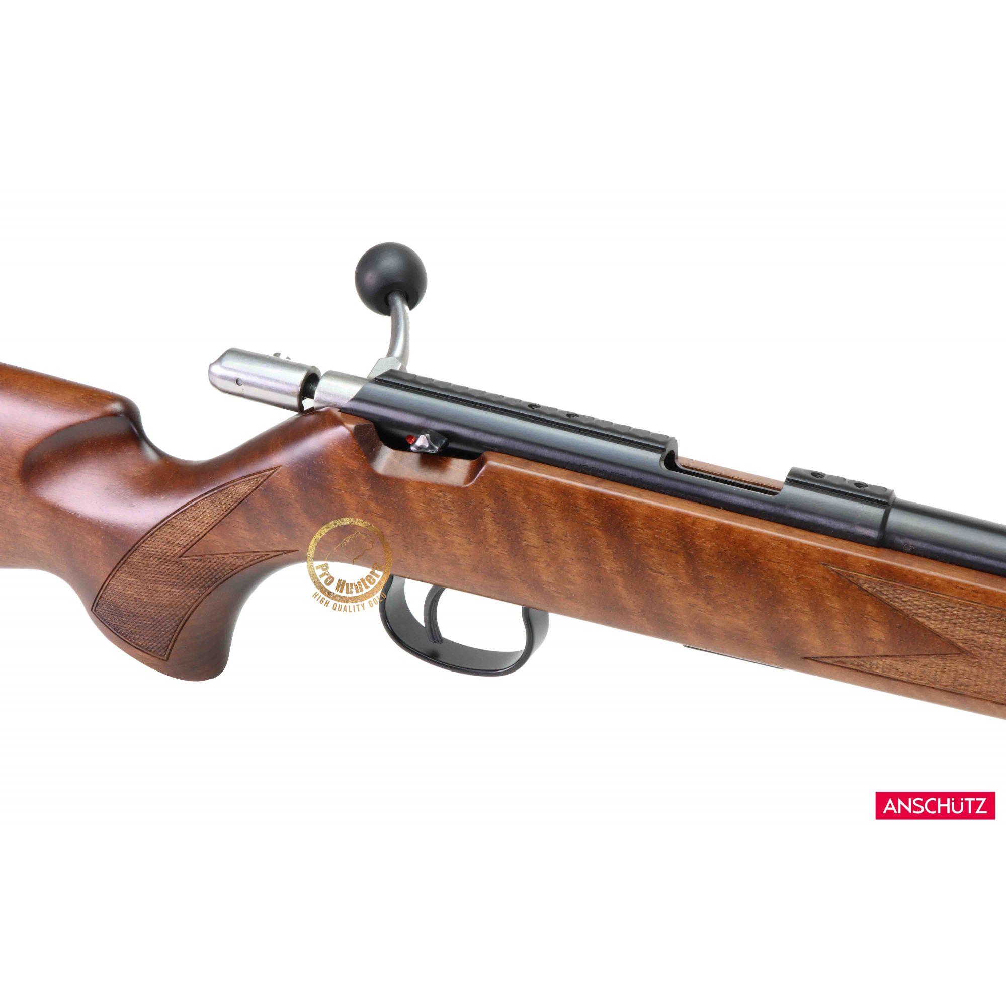Anschutz - 1416L (canhoto) D HB G Classic - 18 Polegadas - Calibre .22 LR