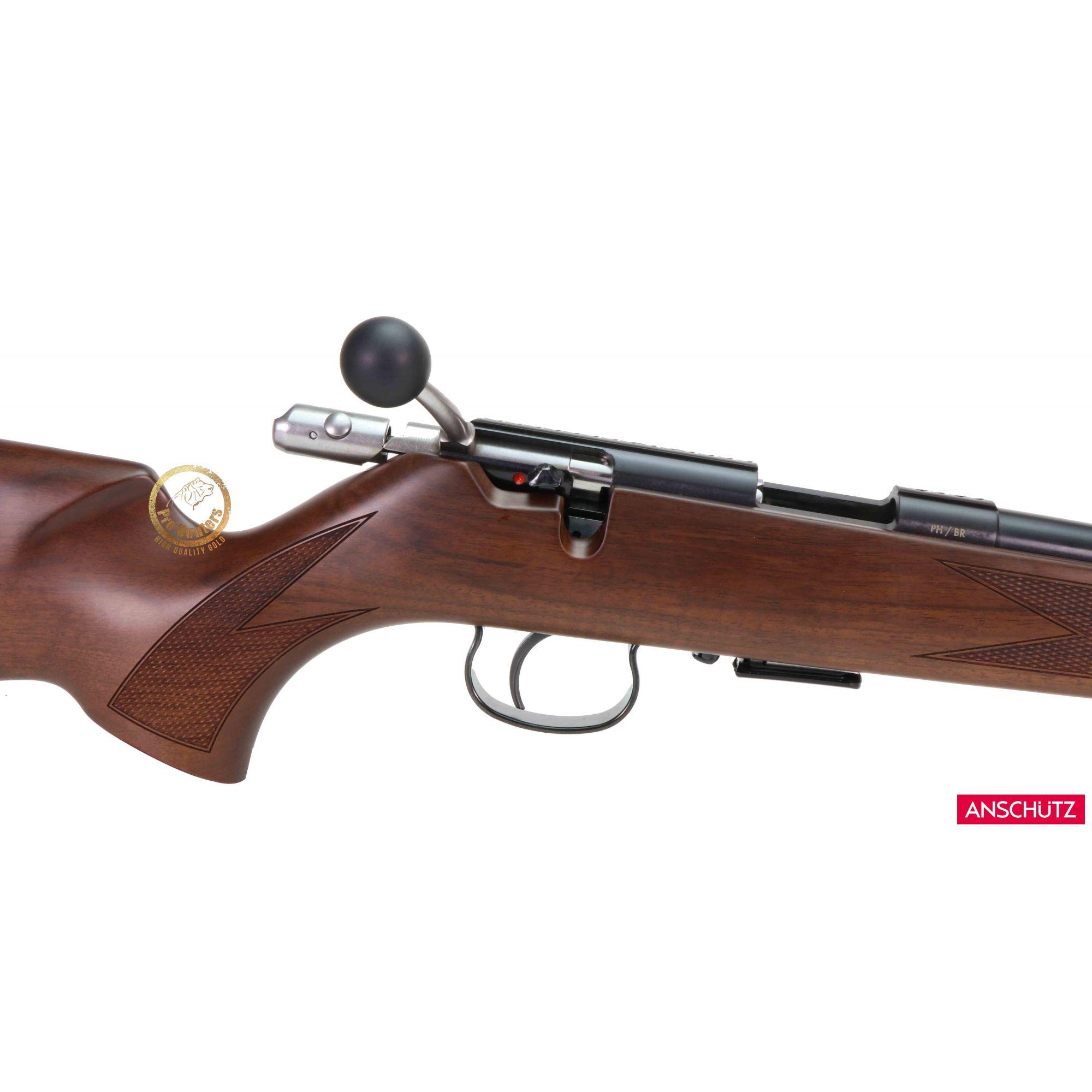 Rifle Anschutz 1517 D HB Classic - Calibre .17 HMR