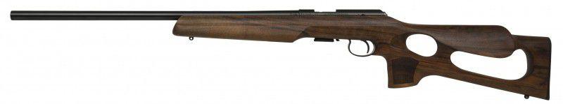 Rifle Anschutz 1517 D HB Thumbhole Stock - Calibre .17 HMR