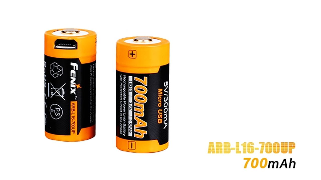 Bateria Fenix 700mAh UP