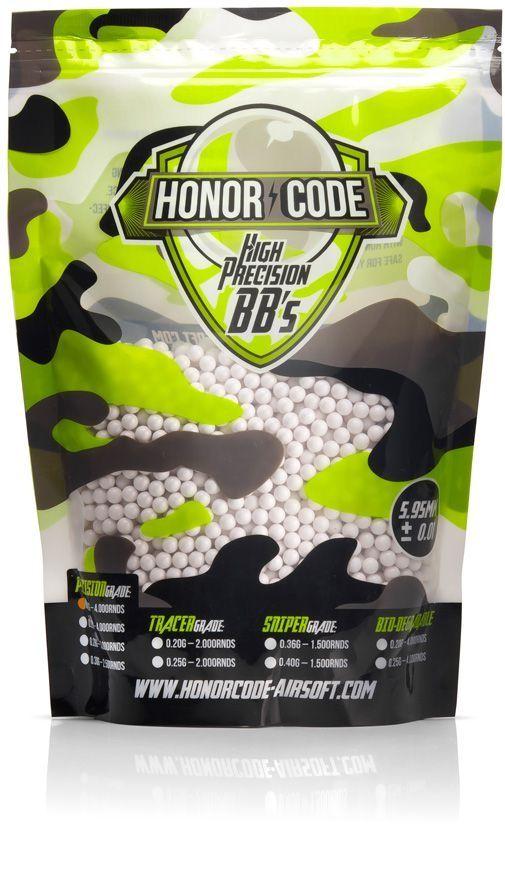 BBS 0.20g - Honor Code - Precision Grade - 4000 Unidades