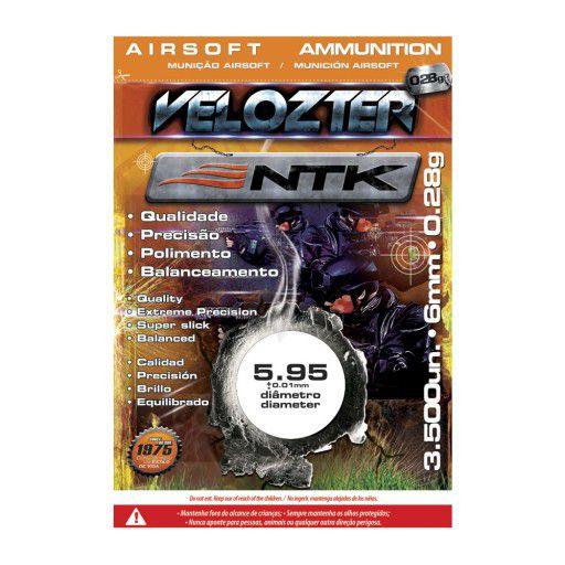 Bbs 0,28 NTK Velozter - 3500 Unidades