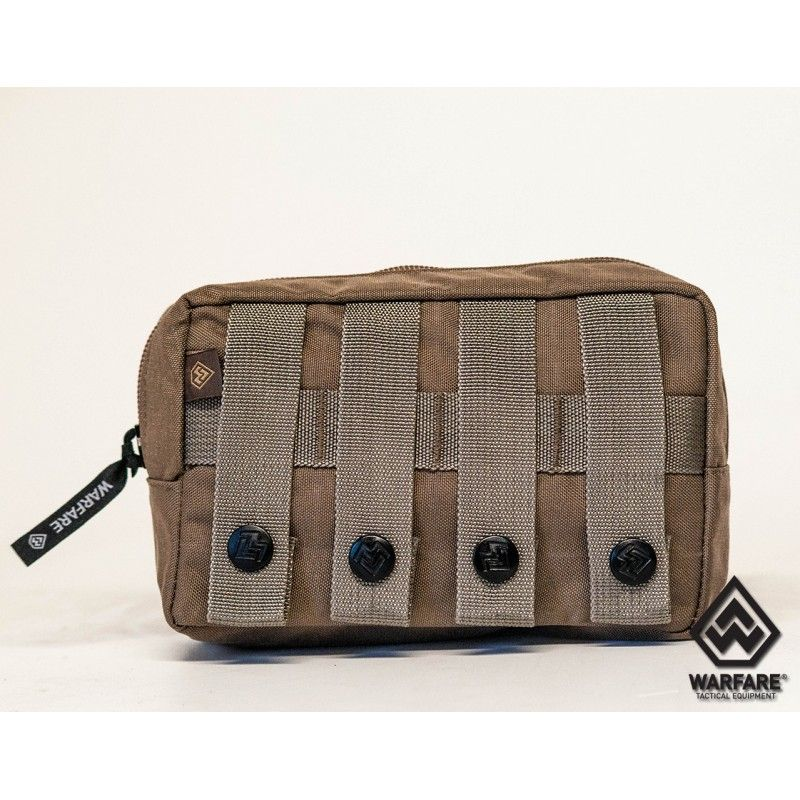 Bolso Warfare Horizontal Mini Coyote U