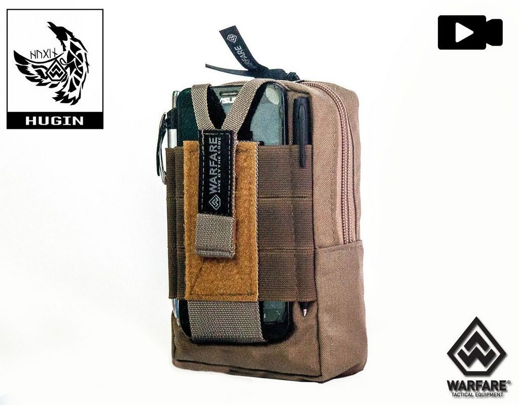 Bolso Hugin Coyote