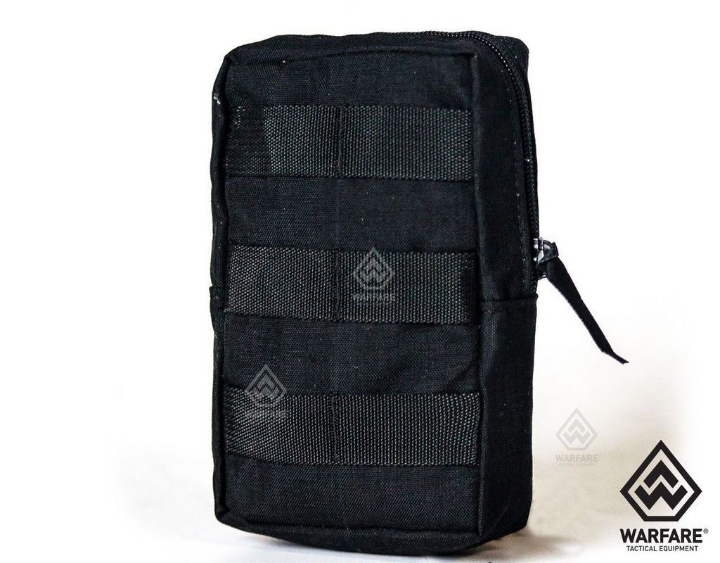Bolso Vertical Mini Warfare - Black