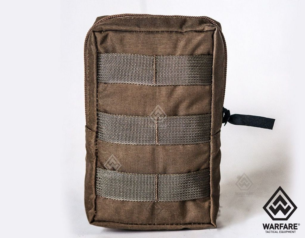 Bolso Vertical Mini Warfare - Coyote