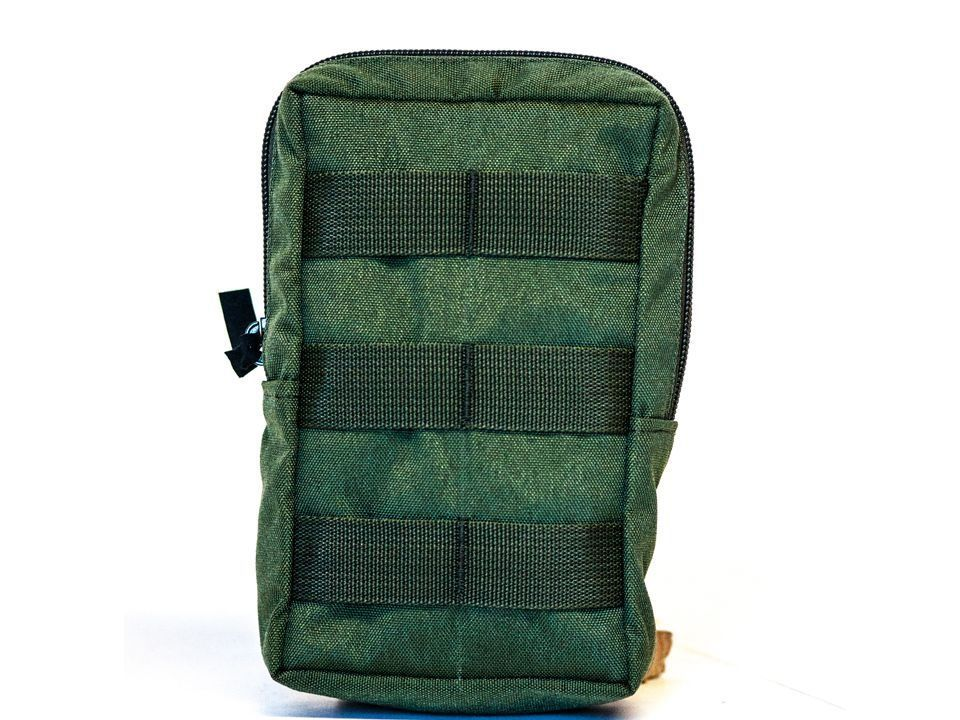 Bolso Vertical Mini Warfare - Verde