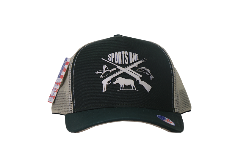 Boné Sports BNE Hunters - Verde