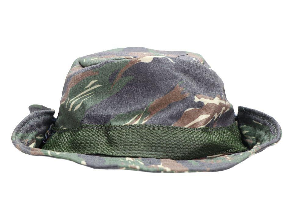 Bonnie Hat - Tiger Stripe