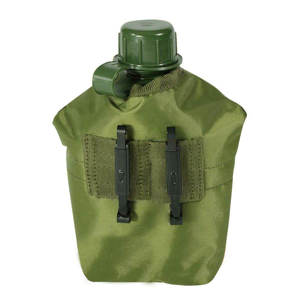 Cantil de Plástico 950ML Guepardo - Verde