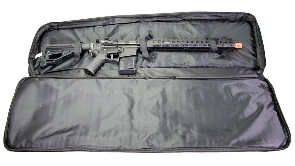 Capa Swiss Arms Para Airsoft- Preto -100CM