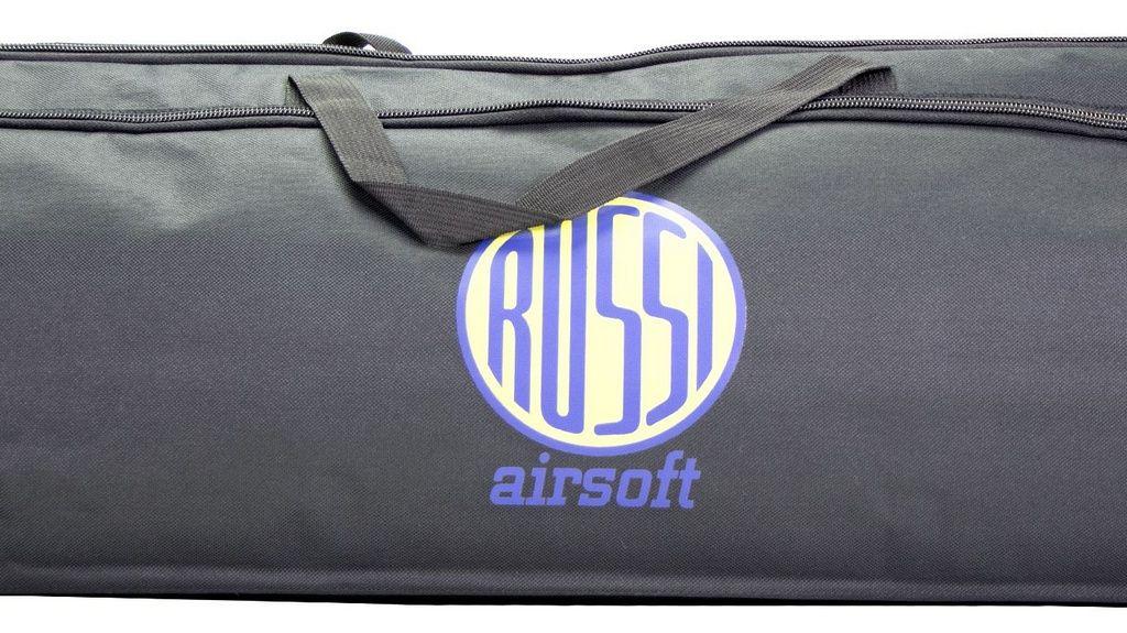 Capa Tecido Para Airsoft Preta - Simples