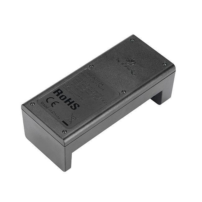 Carregador De Baterias, 2 Canais, Entrada 5V USB, Modelo MC2