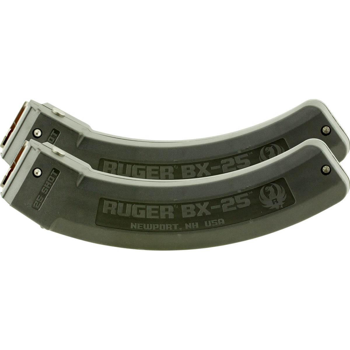 PRÉ-VENDA - Carregador Rifle Ruger® BX-25 Calibre 22LR