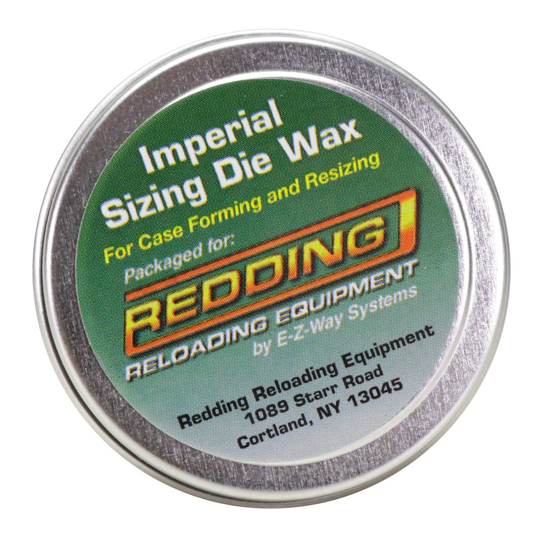 Cera para lubricação de estojos para calibragem ( Redding Imperial Sizing Die Wax )