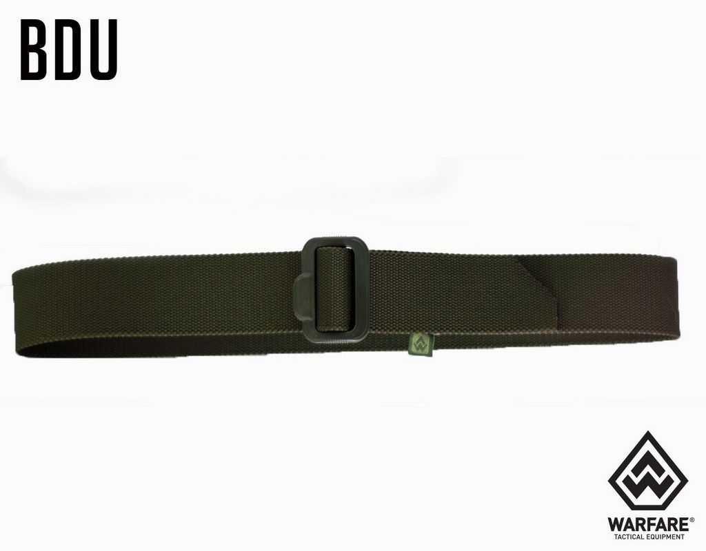 Cinto BDU Warfare -G- Verde
