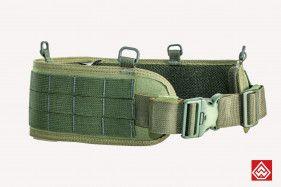 Cinto Fenrir Warfare Molle I (com fivela) - Verde