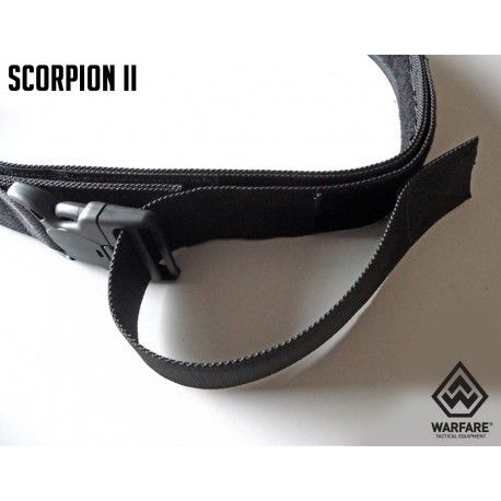 Cinto Scorpion II 40MM Black GG