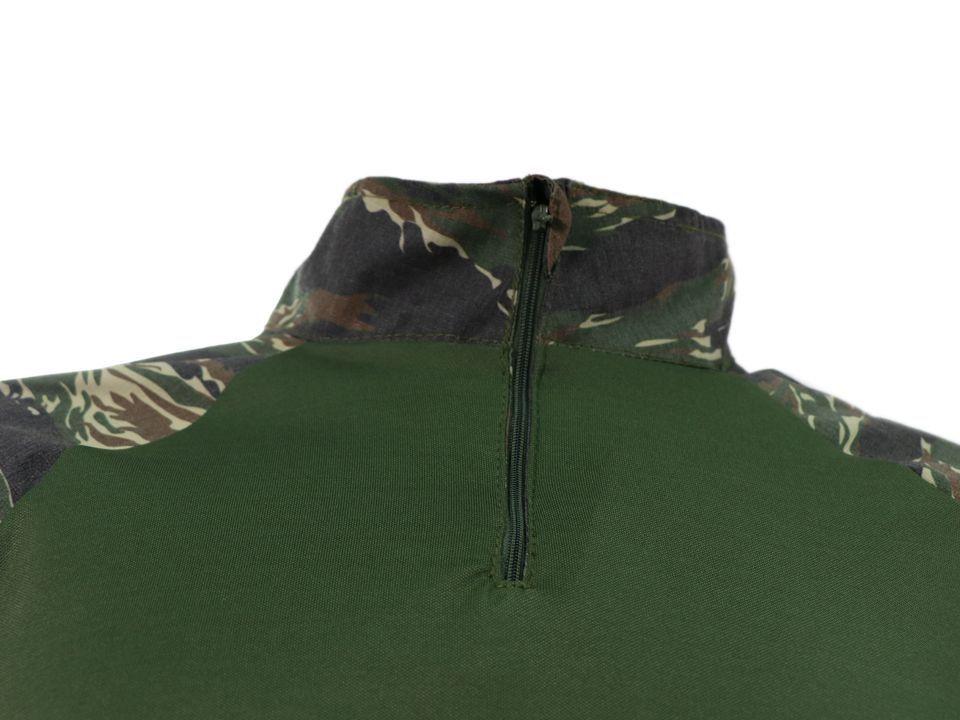 Combat Shirt- Tiger Stripe