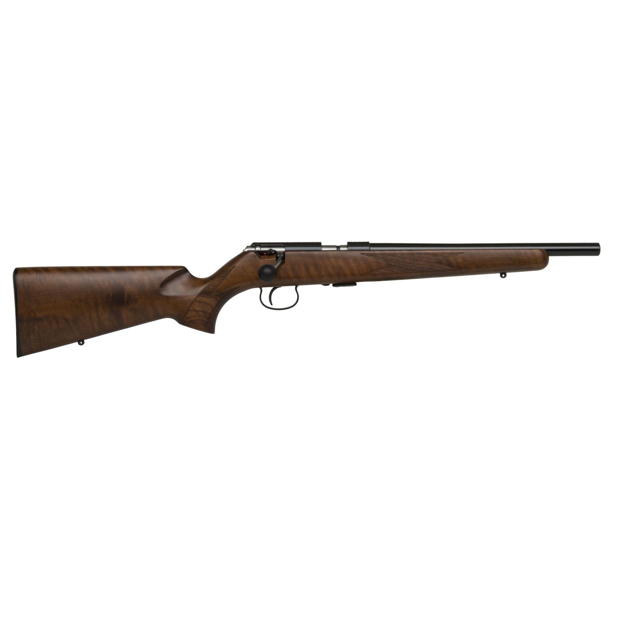 PRÉ VENDA - Anschutz - 1416 D HB G Classic - 13,55 polegadas - Calibre .22 LR
